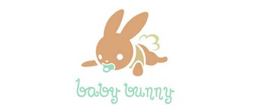 30 Lovable Designs of Baby Logo