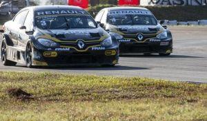 Dos Renault en el Top 5 de la clasificación de Oberá