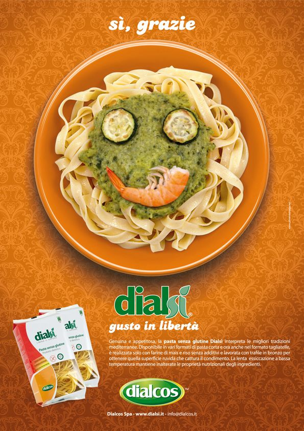 Dialsì - #Food #Advertising