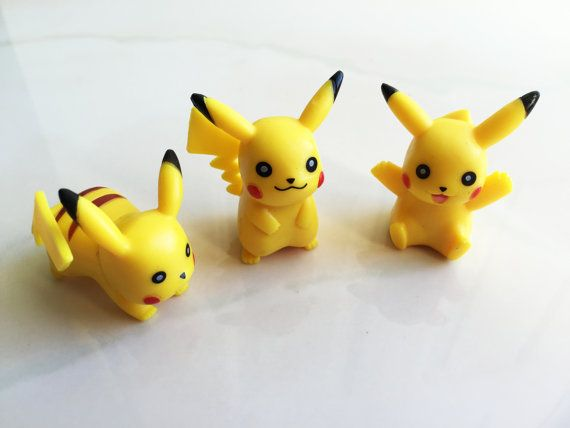 Pokemon Pikachu Surprise Bath Bomb With Toy Pikachu Inside