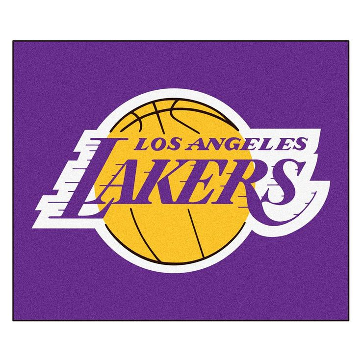 Los Angeles Lakers NBA 5x6 Tailgater Mat (60x72)