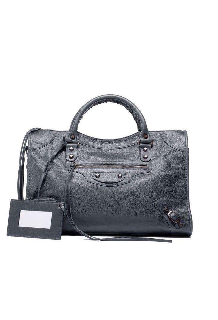Balenciaga city bag #grey