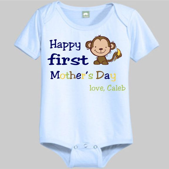 happy first father's day baby clothes