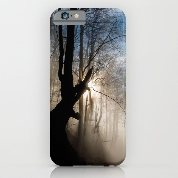 Mysterious Forest iPhone & iPod Case