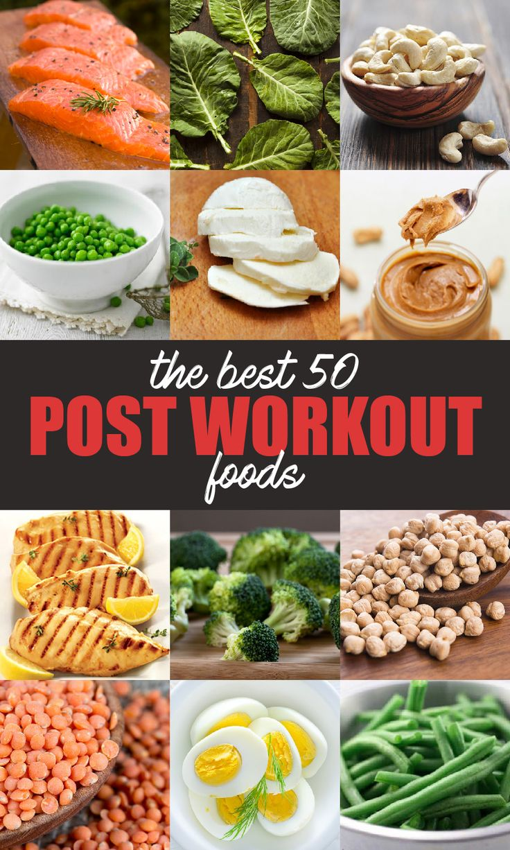 What To Eat After a Workout? A List Of The Best 50 Post Workout Foods