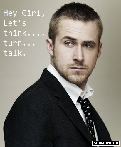 Hey Girl, Foursquare Ryan Gosling Memes Should Be on Your Radar [PICS]
