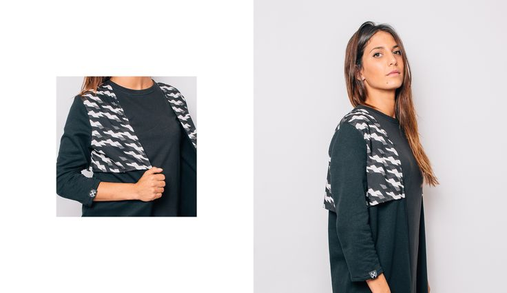 Street Style. KW Barcelona. Winter 2016. Fashion Design. Woman. Total Look.