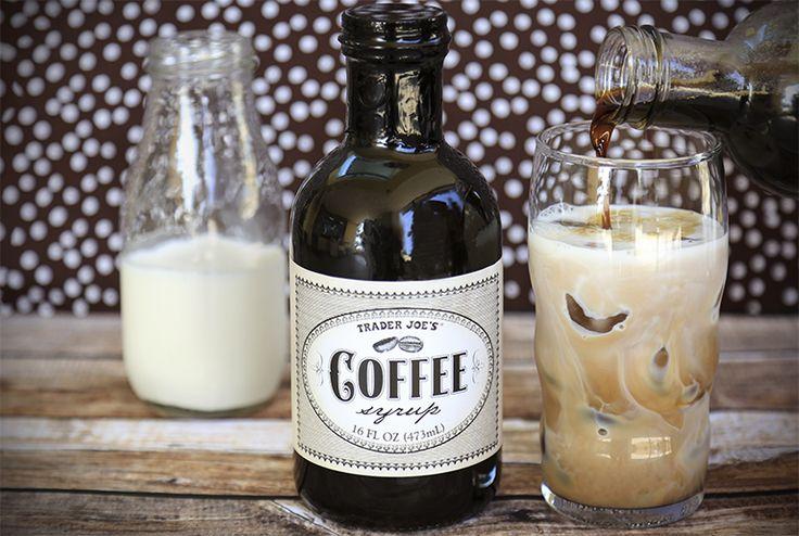 Coffee Syrup   Trader Joe's
