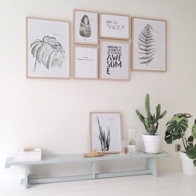 Les 161 meilleures images du tableau art wall sur for Tableau minimaliste