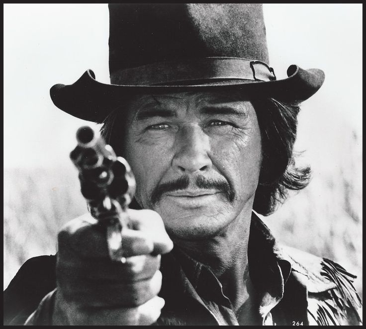 "Charles Bronson in his role in ""Once Upon a Time in the West"", a role that was perfect for him.  Epic story of a mysterious stranger with a harmonica who joins forces with a notorious desperado to protect a beautiful widow from a ruthless assassin working for the railroad. Stars Henry Fonda, Charles Bronson, Claudia Cardinale, Jason Robards and Woody Strode. One of my favourite movies , ever. Wonderful Morricone soundtrack."