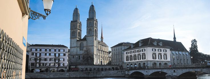 Grossmünster: il simbolo di Zurigo