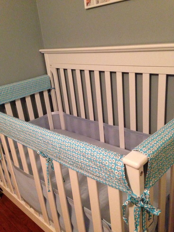 Handmade Crib Rail Guard For Teething Babies My Mom Made