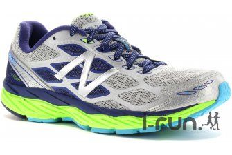 New Balance W 880 V5 - 2A pas cher - Chaussures running femme running Route & chemin en promo