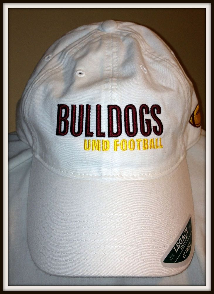 ebb0a086ed6 University of minnesota at duluth bulldogs legacy athletic adjustable cap  hat