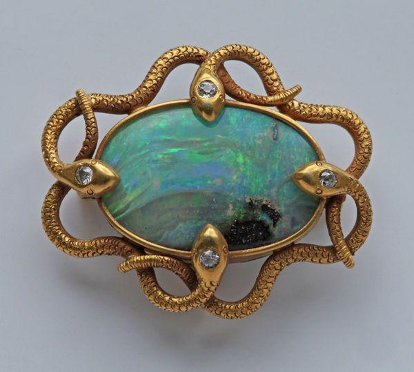 Tadema Gallery - Art Nouveau, Art Deco, Arts & Crafts, Jewellery
