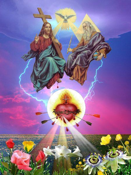 DAVID EUCARISTÍA: El Sagrado Corazón Eucarístico de Jesús, Víctima Expiatoria ante la Justicia Divina