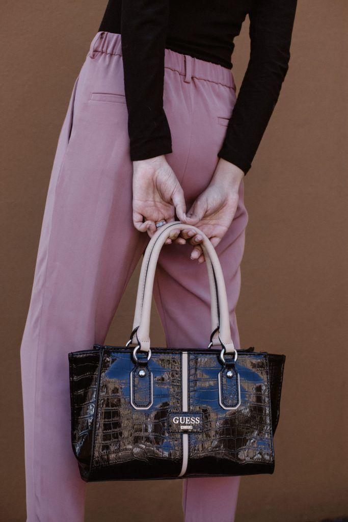 Guess handbag.