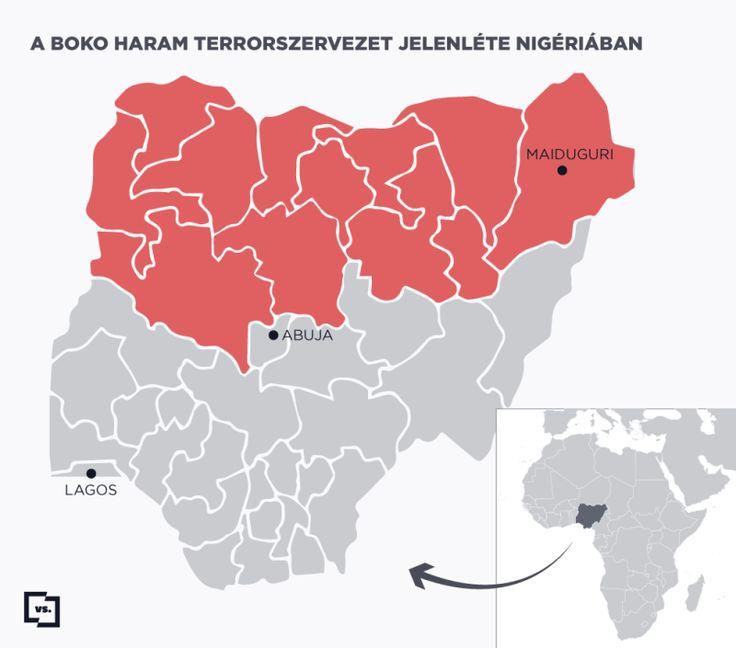 A Boko Haram és bázisa