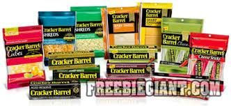 $1.00 Off Any Cracker Barrel Cheese Product-Printable Coupon - http://freebiegiant.com/1-00-off-cracker-barrel-cheese-product-printable-coupon/ You can get a coupon that is worth $1.00 Off Any Cracker Barrel Cheese Product, but you must be a US resident to get this offer.  If you would like to get your $1 off any Cracker Barrel Cheese product, simply click here to print the coupon. You can only print off one coupon per household and...