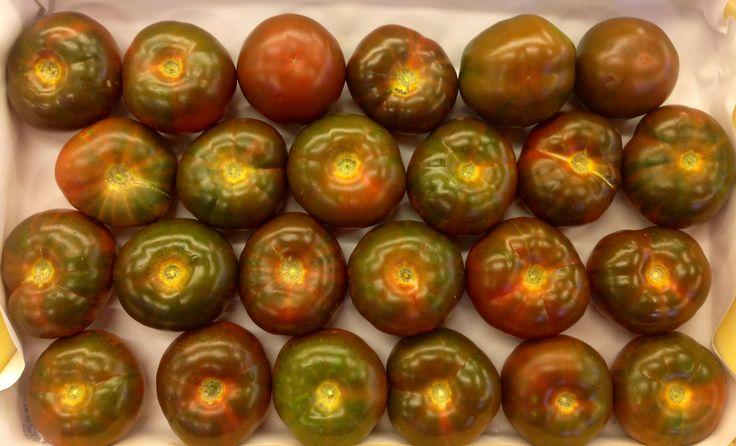 #Tomates Kumato.