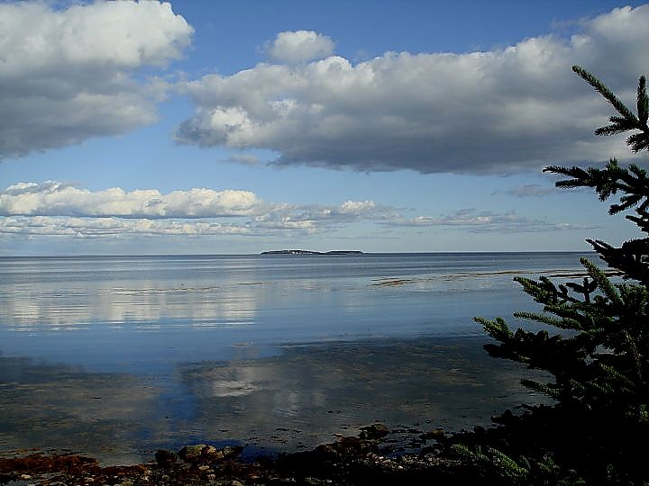Great place to stop and have a picnic lunch, Tancook, Nova Scotia