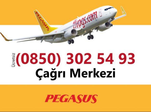 Pegasus Havayolları Müşteri Hizmetleri Numaraları.    Ülkemizde hızla büyüyen havayolu ulaşımının öncü firmalarından pegasus havayolları iletişim numaraları ile uçak bileti alabilirsiniz. Dilerseniz uçak biletinizi açığa alabilir, dilerseniz uçak biletinize ekstra yemek, koltuk seçimi ve ekstra bagaj eklemei işlemlerini de ücretsiz çağrı merkezimiz aracılığı ile kolayca yapabilirsiniz. #pegasus #pegasusmusterihizmetleri #ucakbileti #pegasusiletisim #pegasushavayollari