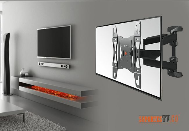 M s de 25 ideas incre bles sobre soportes de televisores - Soportes tv pared ...
