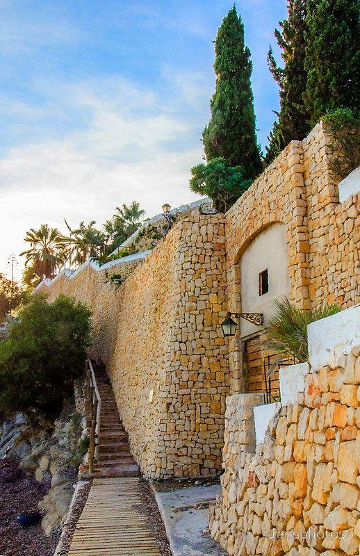 A Little Bit of Calpe, Spain