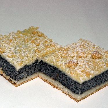 Mohn-Streusel-Kuchen:
