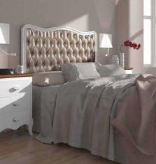 Têtes de lit Rembourrées Capitonnées: Modèle OLIMPO