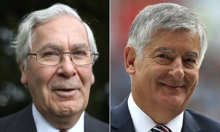 The drama of Aston Villa's relegation has turned into a crisis after David Bernstein and Mervyn King resigned from the board