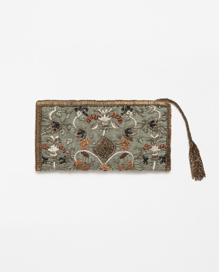 RECTANGULAR WALLET - View all - Woman - NEW IN | ZARA United States
