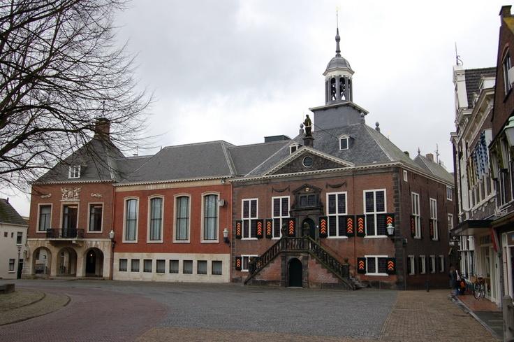 Stadhuis (City Hall) Vlaardingen (Holland)