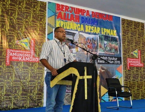 LPMAK_News: PT Freeport Menanggapi Khotba Uskup Timika