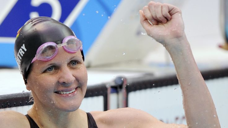 """Tell It Like It Is"" Talk Show: Kirsty Coventry swims her way to 200m backstroke f..."