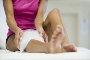 Make Your Own Reusable Ice Pack for Acute Injuries: Know when to stop using ice by listening to your symptoms.