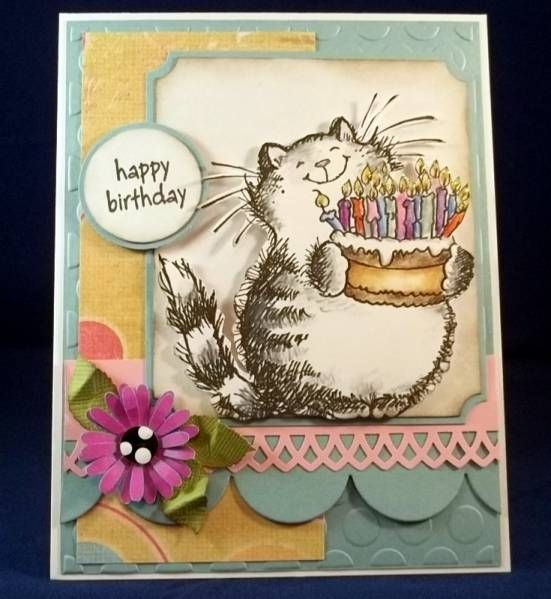 QFTD Charlene by jaydekay - Cards and Paper Crafts at Splitcoaststampers