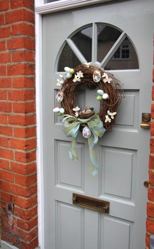 Easter Wreath - Gisela Graham