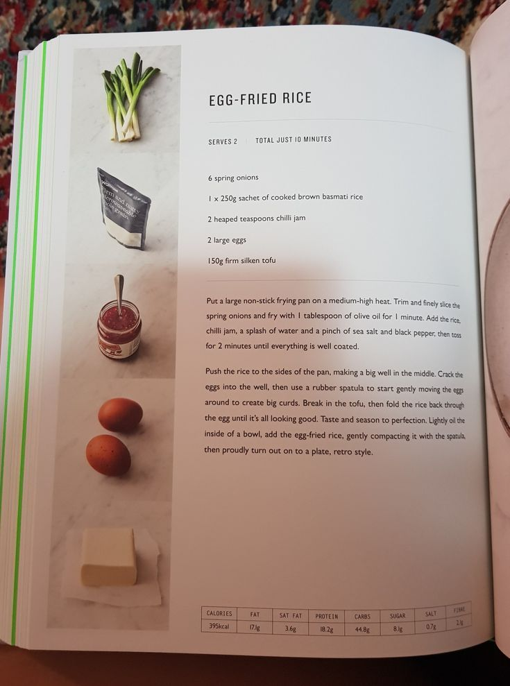 Easy Egg Fried Rice Foodanddrinks Food And Drinks Jamie