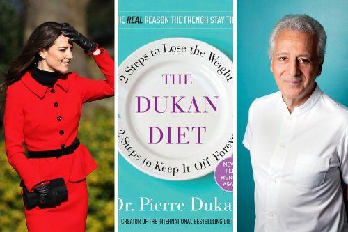 Белковая диета Дюкана состоит из четырех этапов.