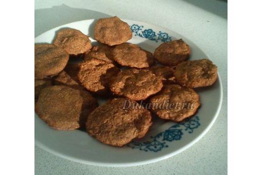 Печенье имбирное диета дюкана
