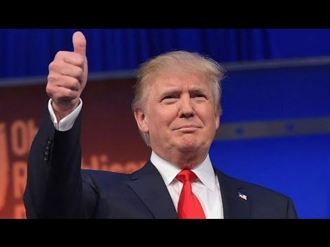 Почему Дональд Трамп Провозглашен Кандидатом в Президенты