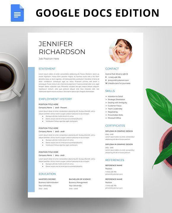 resume template cv google docs resumes best resume templates