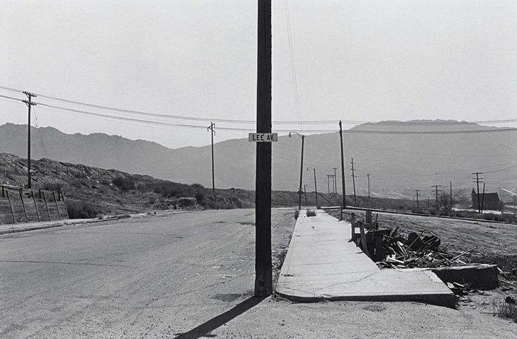 Butte, Montana, 1970    photo by Lee Friedlander