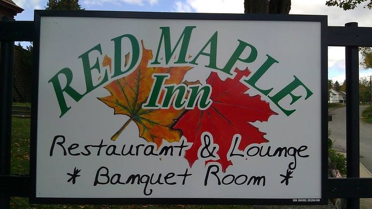 """Red Maple Inn 