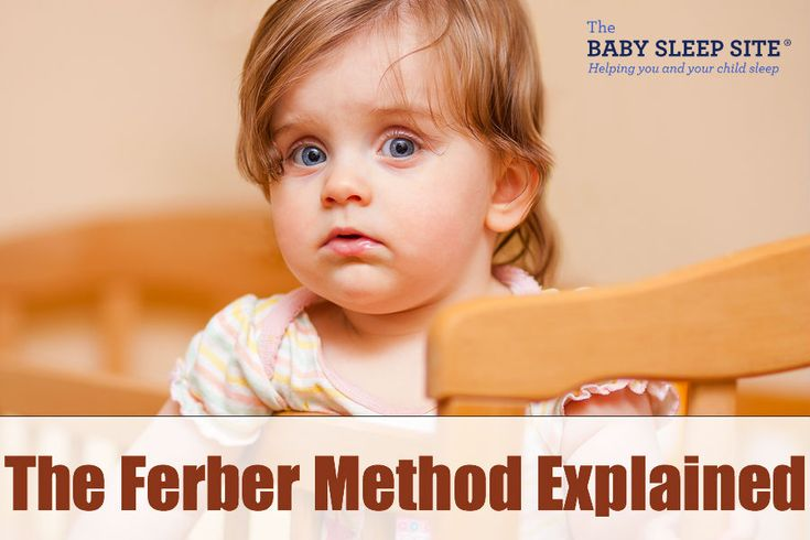 If you've done any reading or research about how to teach your baby to sleep, you've likely come across the Ferber method. But what is it? And will it work with your baby? We explain it all here: