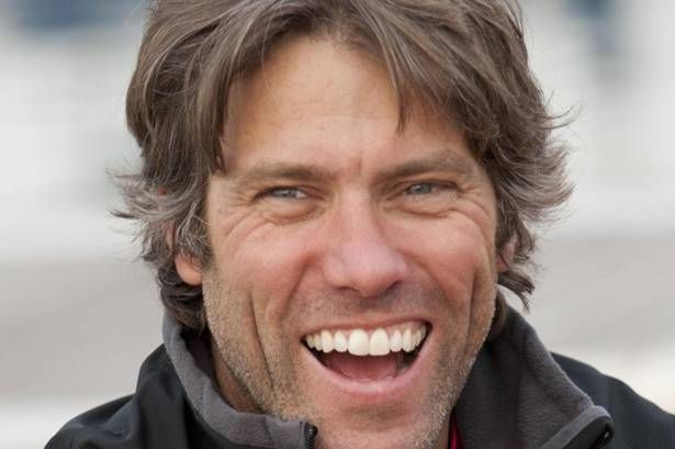 John Bishop - British standup comedian, I think this guy is hilarious. He cycled, rowed and ran 290 miles from Paris to London for the British Sport Relief programme and had raised over 4 million pound doing this! Funny and good for charity too!