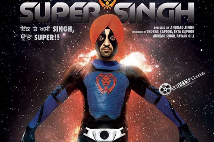 Download Super Singh 2017 Full Free DVDrip,CAMrip Movie online from safe servers. Enjoy fast downloading of Hollywood,Bollywood,Punjabi,Telgu,Tamil Movies exclusive on DlFilmHd.