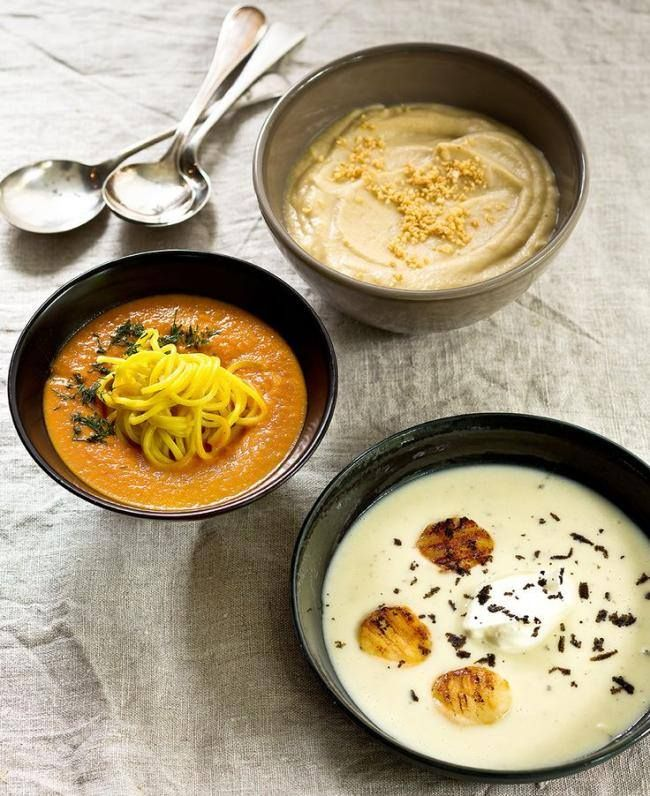 ideen thermomix rezepte suppen schnell leicht kostenlos