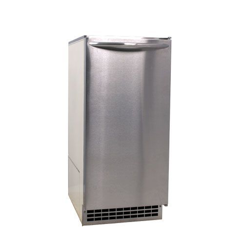 Ice-O-Matic 85 Lb. Nugget Ice Machine BASEMENT KITCHEN